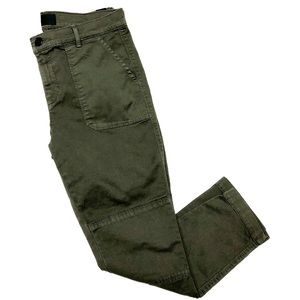 Vince Cargo Skinny Pants Army Green